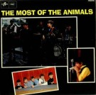 The Animals ‎– The Most Of The Animals thumbnail