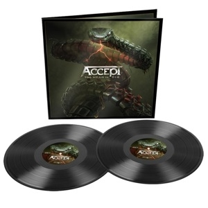 ACCEPT - Too Mean To Die (2xlp)