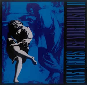 Guns N´ Roses ‎– Use Your Illusion II (cd)