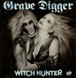 Grave Digger ‎– Witch Hunter