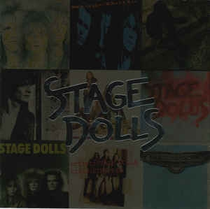 Stage Dolls ‎– Good Times - The Essential Stage Dolls (2xcd)
