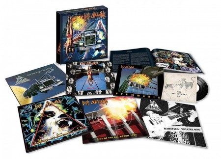 Def Leppard ‎– The Collection: Volume One