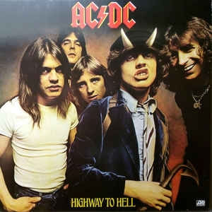 AC/DC ‎– Highway To Hell