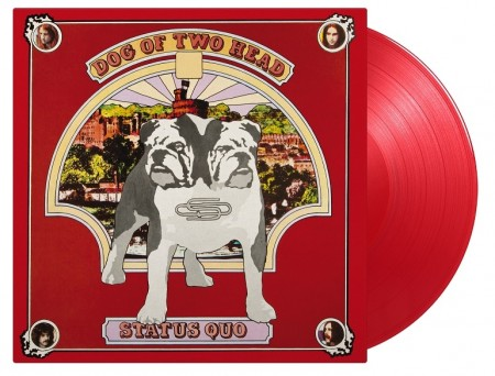 STATUS QUO - DOG OF TWO HEAD (COLOURED VINYL)