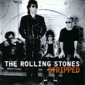 The Rolling Stones ‎– Stripped (cd)