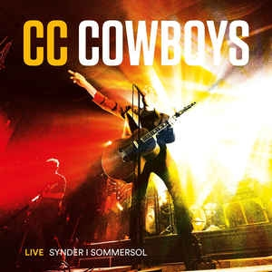 CC Cowboys ‎– Live Synder I Sommersol (colored)