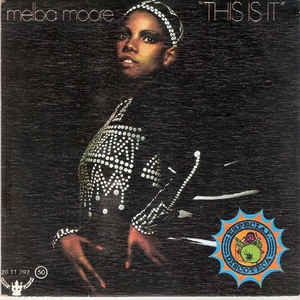 Melba Moore ‎– This Is It