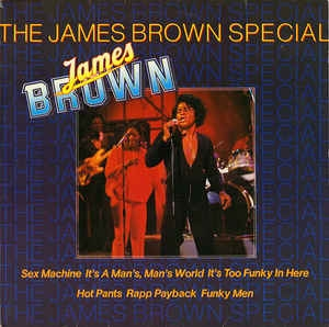 James Brown ‎– The James Brown Special