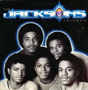 The Jacksons ‎– Triumph
