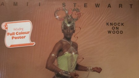 Amii Stewart ‎– Knock On Wood (poster)