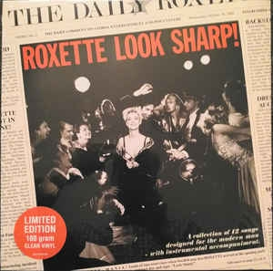 Roxette ‎– Look Sharp! (LTD)