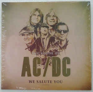 AC/DC ‎– The Roots Of (We Salute You) (colored)