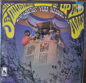 The 5th Dimension ‎– Up, Up And Away