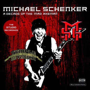Michael Schenker ‎– A Decade Of The Mad Axeman (2xlp)