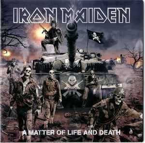 Iron Maiden ‎– A Matter Of Life And Death
