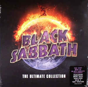 Black Sabbath ‎– The Ultimate Collection (colored)