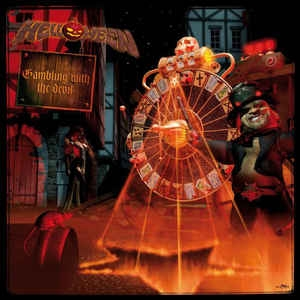 Helloween ‎– Gambling With The Devil (cd)
