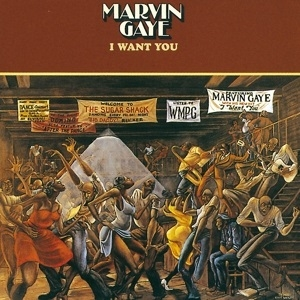 Marvin Gaye ‎– I Want You