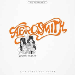 Aerosmith ‎– Quick On The Draw (colored)