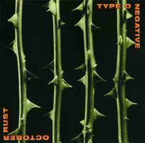 Type O Negative ‎– October Rust
