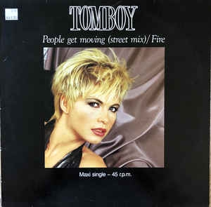 Tomboy ‎– People Get Moving (Street Mix) / Fire