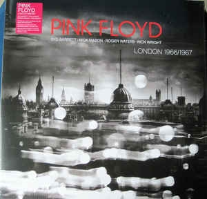Pink Floyd ‎– London 1966/1967 (ltd-white)