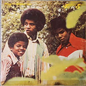 The Jackson 5 ‎– Maybe Tomorrow