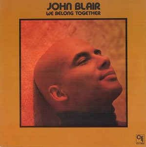 John Blair ‎– We Belong Together