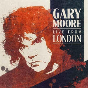 Gary Moore ‎– Live From London (ltd)