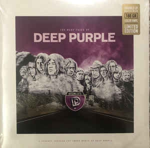 The Many Faces Of Deep Purple - A Journey Through The Inner World Of Deep Purple (2xlp)