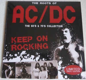 AC/DC (the roots) Keep On Rocking (ltd-red)