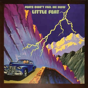 Little Feat ‎– Feats Don´t Fail Me Now