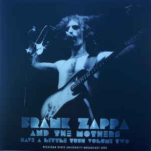 Frank Zappa And The Mothers ‎– Have A Little Tush Volume Two (colored)