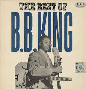 B.B. King ‎– The Best Of B.B King