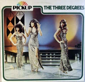 The Three Degrees ‎– The Three Degrees