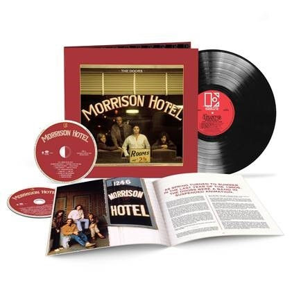 THE DOORS-Morrison Hotel (50th Anniversary Deluxe Edition)