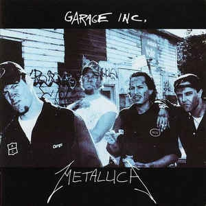 Metallica ‎– Garage Inc.