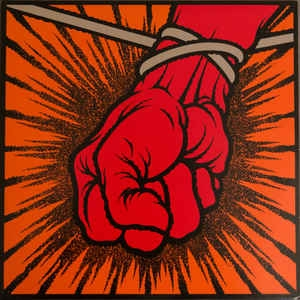 Metallica ‎– St. Anger