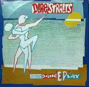 Dire Straits ‎– Extende Danc EPlay