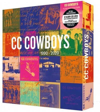 CC Cowboys 30 års jubelbox (cd)