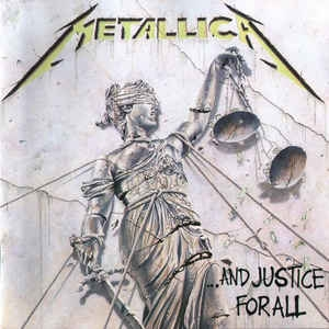 Metallica ‎– ...And Justice For All (2xlp)