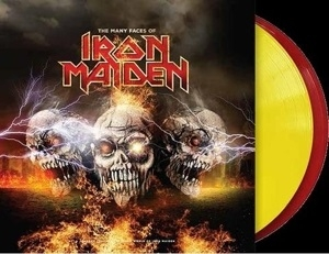 IRON MAIDEN-MANY FACES OF IRON MAIDEN (ltd)