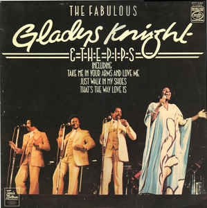 Gladys Knight & The Pips ‎– The Fabulous Gladys Knight & The Pips