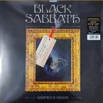 BLACK SABBATH Rarities & Demos (Limited Edition)