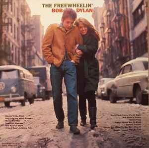 Bob Dylan ‎– The Freewheelin´ Bob Dylan
