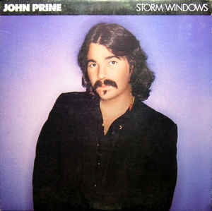 John Prine ‎– Storm Windows
