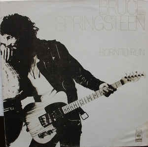 Bruce Springsteen ‎– Born To Run (philippines)
