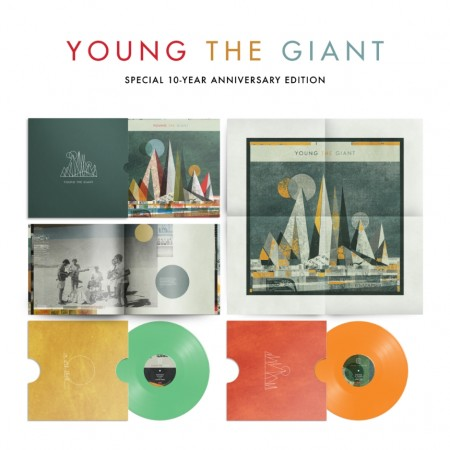 Young The Giant ‎– Young The Giant (anniversary edition)