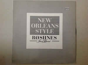 Røshnes Jazz Band ‎– New Orleans Style