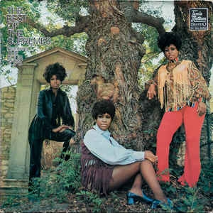 The Supremes Featuring The Four Tops ‎– The Best Of The Supremes Featuring The Four Tops